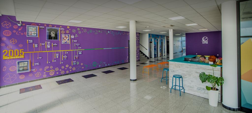 Behold our brand new Novi Sad HQ – Eipix Entertainment